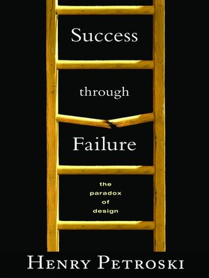 cover image of Success through Failure