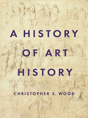 cover image of A History of Art History