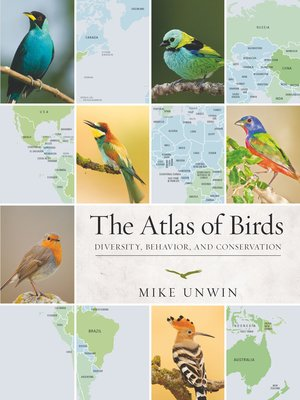 cover image of The Atlas of Birds