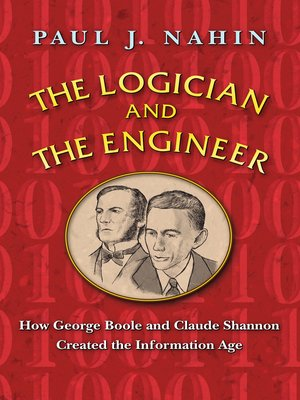 cover image of The Logician and the Engineer