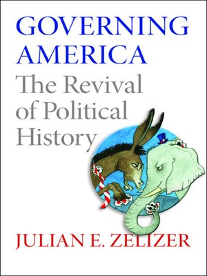 cover image of Governing America
