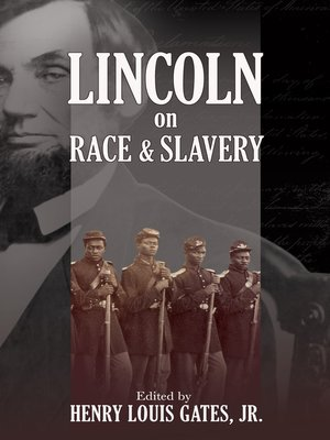 cover image of Lincoln on Race and Slavery