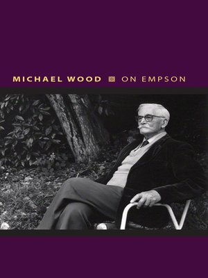 cover image of On Empson