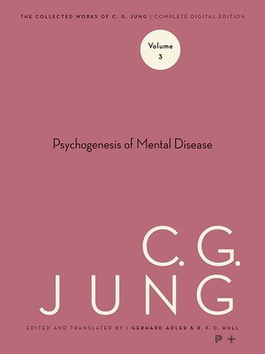 cover image of Collected Works of C.G. Jung, Volume 3