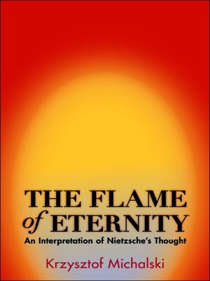 cover image of The Flame of Eternity