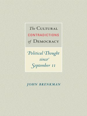 cover image of The Cultural Contradictions of Democracy