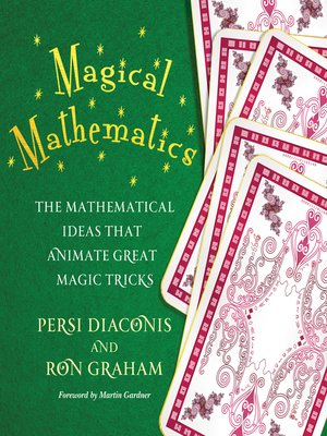 cover image of Magical Mathematics