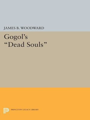 "cover image of Gogol's ""Dead Souls"""