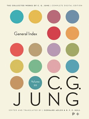cover image of Collected Works of C.G. Jung, Volume 20