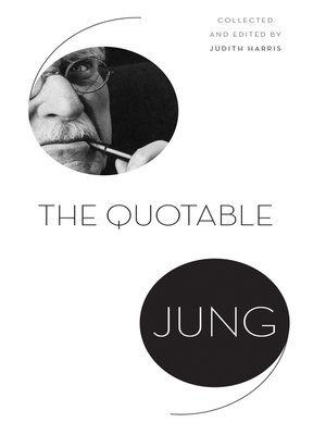 cover image of The Quotable Jung