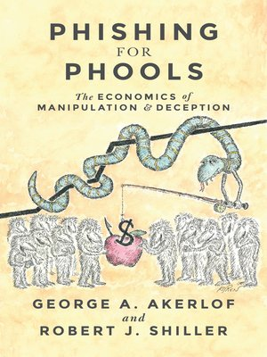 cover image of Phishing for Phools