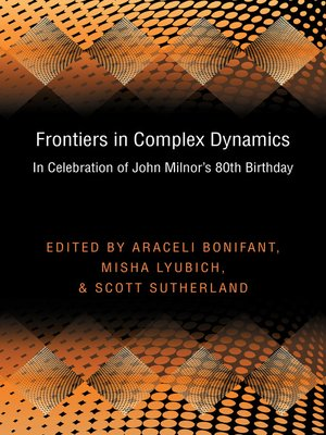 cover image of Frontiers in Complex Dynamics