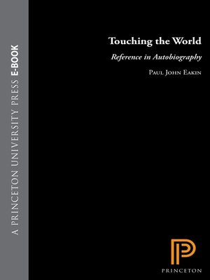 cover image of Touching the World