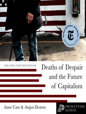 cover image of Deaths of Despair and the Future of Capitalism