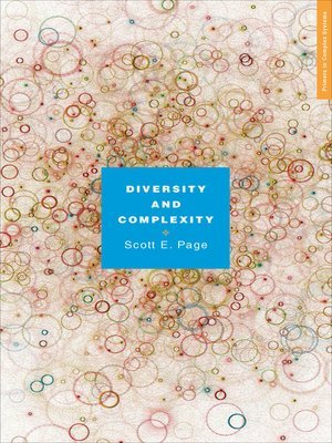 cover image of Diversity and Complexity