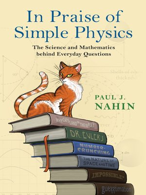 cover image of In Praise of Simple Physics