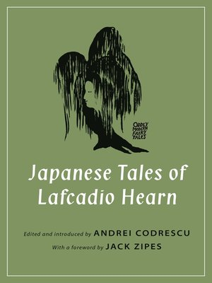 cover image of Japanese Tales of Lafcadio Hearn