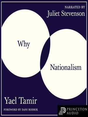cover image of Why Nationalism
