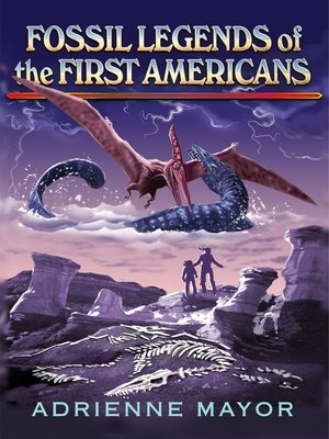 cover image of Fossil Legends of the First Americans