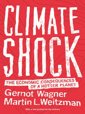 cover image of Climate Shock
