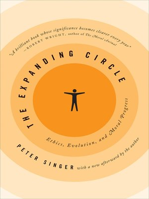 cover image of The Expanding Circle