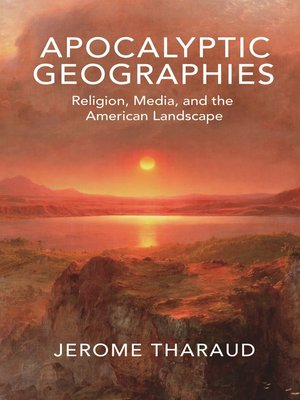 cover image of Apocalyptic Geographies