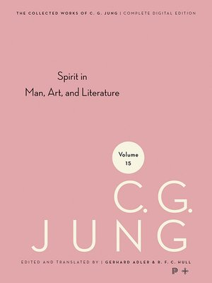 cover image of Collected Works of C.G. Jung, Volume 15