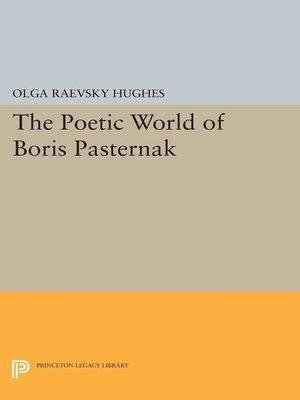 princeton essays in literature series · rakuten  the poetic world of boris princeton essays in literature series