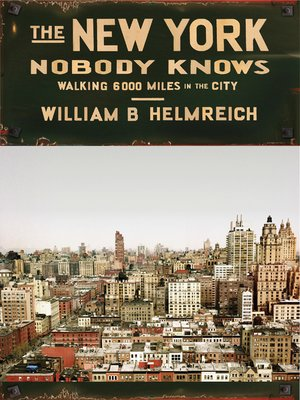 cover image of The New York Nobody Knows
