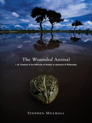 cover image of The Wounded Animal
