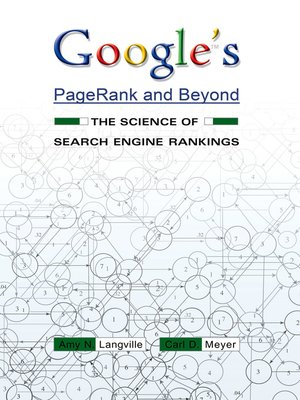 google pagerank research paper Can google's pagerank be used to find the most important academic web pages the research questions this paper reports on a study to apply pagerank to databases.