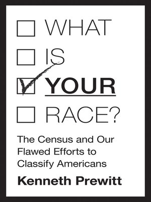 cover image of What Is Your Race?