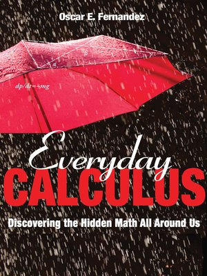 cover image of Everyday Calculus