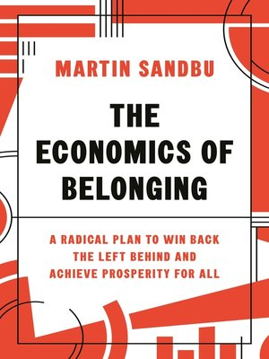 cover image of The Economics of Belonging
