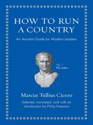 cover image of How to Run a Country