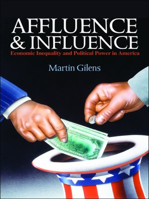 cover image of Affluence and Influence