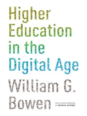 cover image of Higher Education in the Digital Age