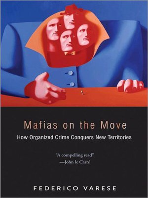 cover image of Mafias on the Move