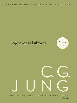 cover image of Collected Works of C.G. Jung, Volume 12