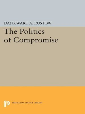 cover image of Politics of Compromise