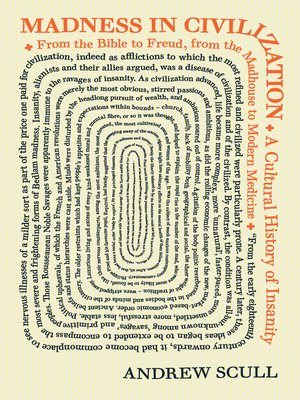 cover image of Madness in Civilization