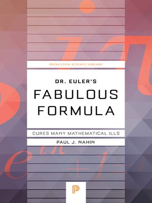 cover image of Dr. Euler's Fabulous Formula