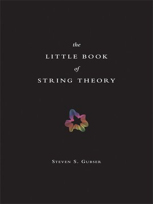 cover image of The Little Book of String Theory