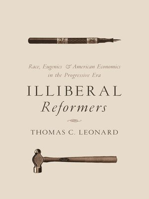 cover image of Illiberal Reformers
