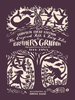 cover image of The Original Folk and Fairy Tales of the Brothers Grimm