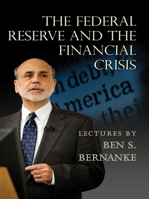 cover image of The Federal Reserve and the Financial Crisis
