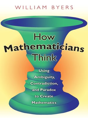 cover image of How Mathematicians Think