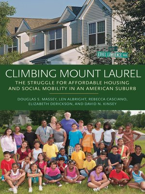 cover image of Climbing Mount Laurel