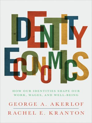 cover image of Identity Economics
