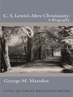 cover image of C. S. Lewis's Mere Christianity